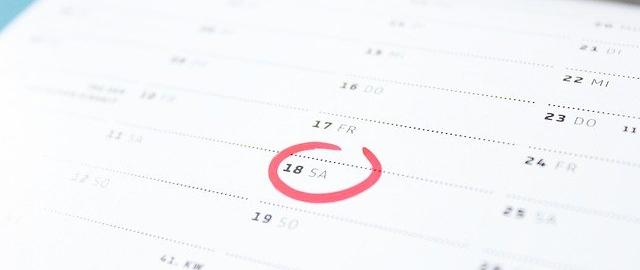 Buchungsdatum