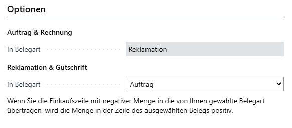 EK-Reklamation negative Zeilen 3
