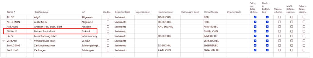 Fibu Buch.-blatt-Vorlagen